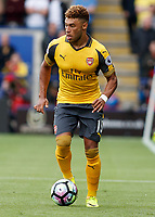 Football - 2016/2017 Premier League - Leicester Ciity V Arsenal. <br /> <br /> Alex Oxlade-Chamberlain of Arsenal at The King Power Stadium.<br /> <br /> COLORSPORT/DANIEL BEARHAM