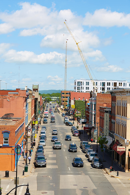Buildings; Downtown; Location; Outside; Time/Weather; day; Downtown La Crosse views