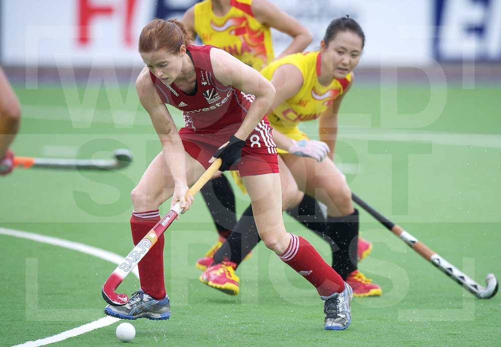 ROSARIO - Champions Trophy women.China v Great Britain.foto: Helen Richardson.FFU Press Agency  COPYRIGHT FRANK UIJLENBROEK..