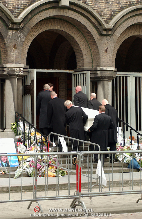 Begrafenis Pim Fortuyn,