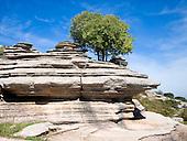 El Torcal limestone, Antequera, Spain