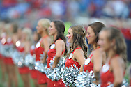 Ole Miss Rebelettes at Vaught-Hemingway Stadium in Oxford, Miss. on Saturday, September 27, 2014.