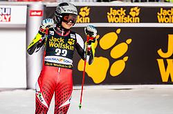 SCHEIB Julia of Austria competes in 2nd Run during the Ladies' GiantSlalom at 56th Golden Fox event at Audi FIS Ski World Cup 2019/20, on February 15, 2020 in Podkoren, Kranjska Gora, Slovenia. Photo by Matic Ritonja / Sportida