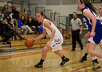 NHIAA Division III basketball Belmont and Gilford.  (Karen Bobotas/for the Laconia Daily Sun)