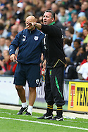 Preston - Saturday September 18th, 2010: Norwich Manager Paul Lambert during the Npower Championship match at Deepdale, Preston. (Pic by Paul Chesterton/Focus Images)