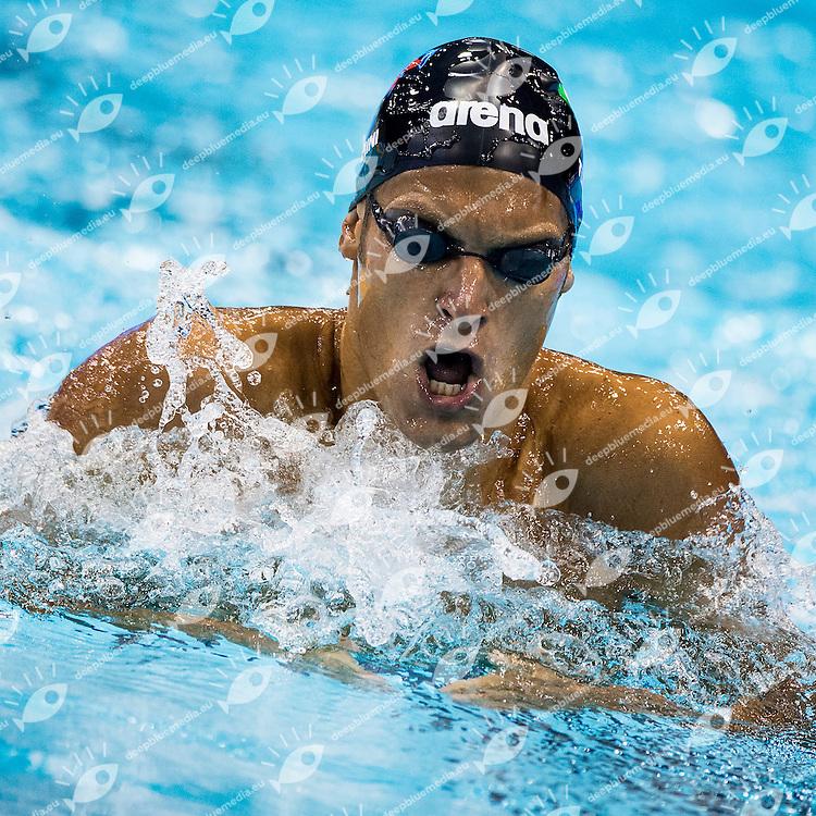 Federico Turrini Italy ITA<br /> 200 Medley Men Heat<br /> 32nd LEN European Championships <br /> Berlin, Germany 2014  Aug.13 th - Aug. 24 th<br /> Day07 - Aug. 19<br /> Photo A.Masini/Deepbluemedia/Inside