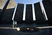 Genocide Memorial, Yerevan, Armenia..Image © Arsineh Houspian/Falcon Photo Agency.