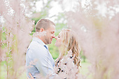 Melissa & Sean's Guelph Arboretum Engagement Session