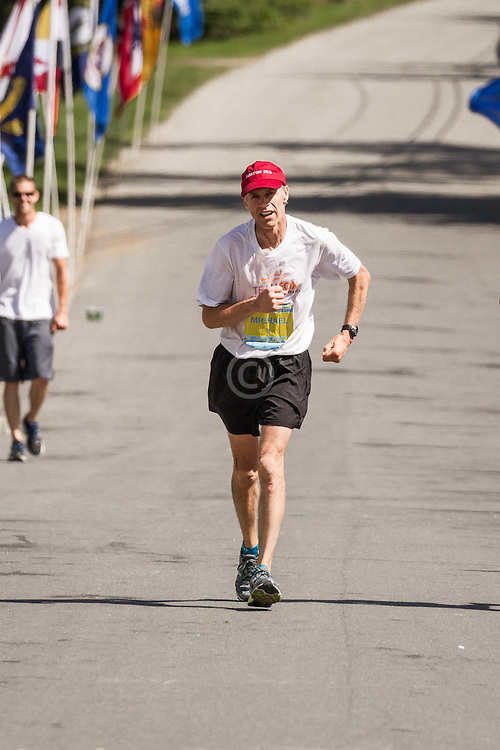 The Great Run: Michael Westphal, 58, from Maine, with Parkinson's disease, runs marathon in Boston-qualifying time of 3:33 Micheal Westphal, with Parkinsons disease, completes marathon in time that qualifies him for Boston Marathon