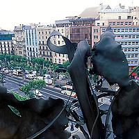 La Pedrera, Barcelona, España