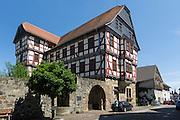 Hochzeitshaus, Altstadt, Fritzlar, Nordhessen, Hessen, Deutschland | wedding house, old town, Fritzlar, Hesse, Germany