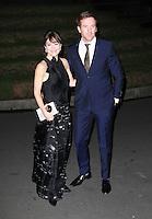 Damian Lewis; Helen McCrory, The London Evening Standard British Film Awards, London Film Museum, London UK, 04 February 2013, (Photo by Richard Goldschmidt)