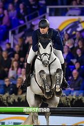 Mathy Francois Jr, BEL, Casanova de L Herse<br /> Vlaanderens Kerstjumping - Memorial Eric Wauters - Mechelen 2018<br /> © Dirk Caremans<br /> 27/12/2018