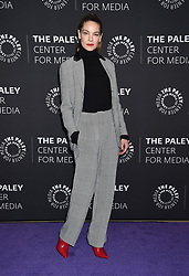 "Hugh Dancy, Michelle Monaghan, Jessica Goldberg, Aaron Paul and Emma Greenwell at Hulu's ""The Path"" season 3 premiere presented by the Paley Center For Media on December 21, 2017 in Beverly Hills, CA. 21 Dec 2017 Pictured: Michelle Monaghan. Photo credit: Tammie Arroyo/AFF-USA.com / MEGA TheMegaAgency.com +1 888 505 6342"