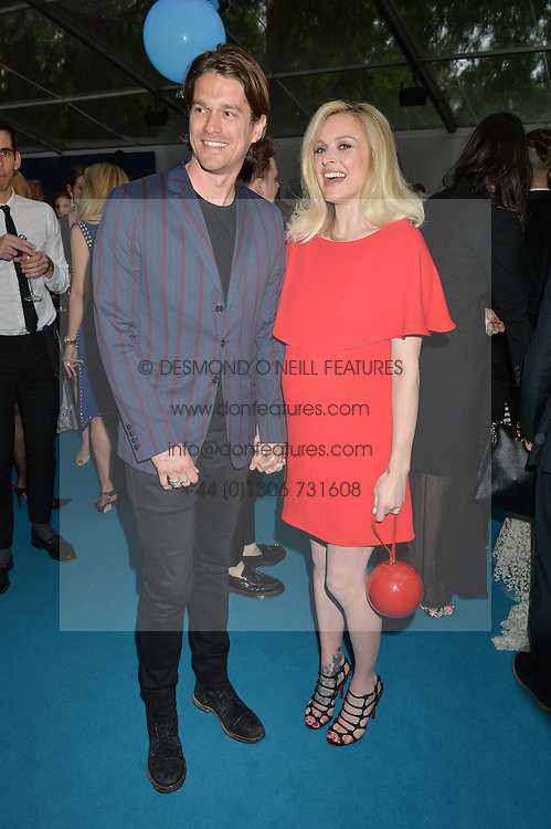 FEARNE COTTON and JESSE WOOD at the Glamour Women of The Year Awards held in Berkeley Square, London on 2nd June 2015.