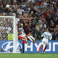 England v Russia 110616