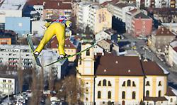 03.01.2011, Bergisel, Innsbruck, AUT, Vierschanzentournee, Innsbruck, Probedurchgang, im Bild // Kofler Andreas (AUT) // during the 59th Four Hills Tournament Trial Round in Innsbruck, EXPA Pictures © 2011, PhotoCredit: EXPA/ J. Feichter