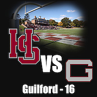 Football vs Guilford - 16