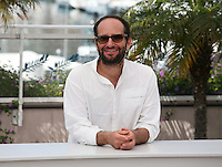 Director Carlos Reygadas,  at the Post Tenebras Lux film photocall at the 65th Cannes Film Festival France. Thursday 24th May 2012 in Cannes Film Festival, France.