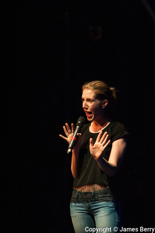 Katherine Ryan, Bowler Hat, 14 July.