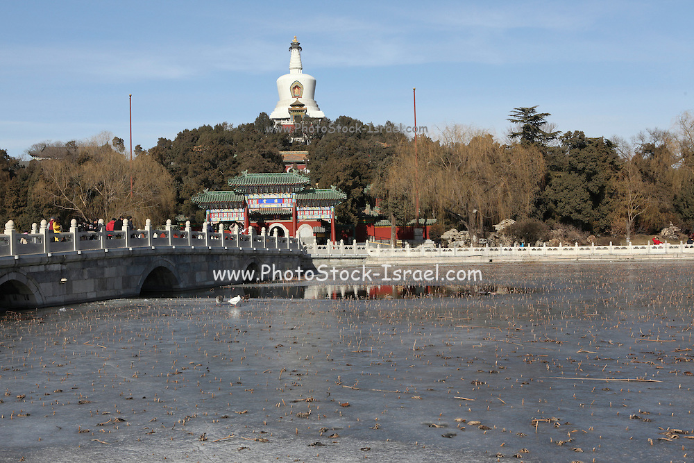 China, Beijing, The Summer Palace