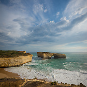 London Bridge at Port Campbell Coastal Park on the Great Ocean Road