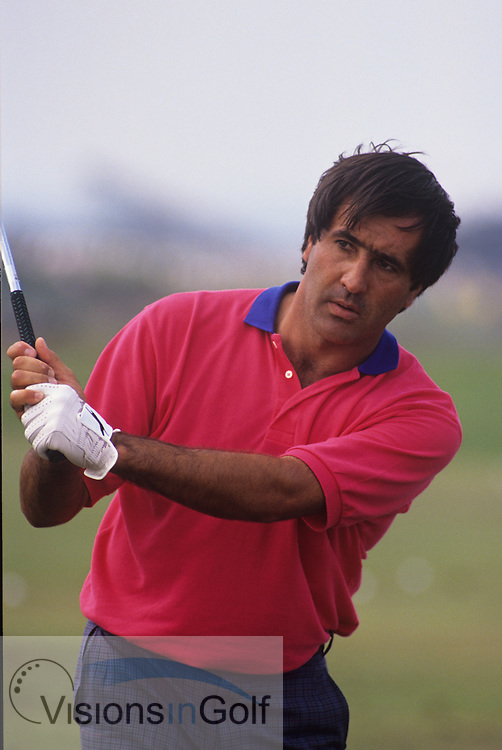 Seve Ballesteros The Open Championship 1990<br /> Picture Credit:  Mark Newcombe / visionsingolf.com