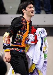 25.03.2010, Torino Palavela, Turin, ITA, ISU World Figure Skating Championships Turin 2010, Männer Kurzprogramm, im Bild, Samuel Contesti (ITA)., EXPA Pictures © 2010, PhotoCredit: EXPA/ InsideFoto/ Perottino / SPORTIDA PHOTO AGENCY
