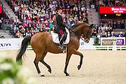 Valentina Truppa - Eremo del Castegno<br /> Reem Acra FEI World Cup Final 2013<br /> © DigiShots