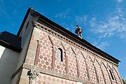 Kloster Lorsch, Königshalle, UNESCO Weltkulturerbe, Hessen, Deutschland | Lorsch Abbey, King's Hall, a UNESCO World Heritage Site, Hessen, Germany