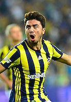 Turkey superlig match between Fenerbahce and Kayserispor at Ulker Stadium in Istanbul , Turkey , August 28 , 2016.<br /> Pictured:  Ozan Tufan of Fenerbahce.