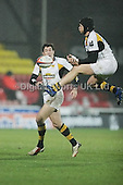 Saracens v London Wasps. EDF Cup Round 3. Vicarage Road. 01-12-2006.