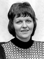 Ruth Patterson, Larne, N Ireland, UK, who is studying for the Presbyterian Ministry, October, 1975. The following year she became the first woman to be ordained into the Presbyterian Church in Ireland. 197510050682b<br /> <br /> Copyright Image from Victor Patterson, 54 Dorchester Park, Belfast, UK, BT9 6RJ<br /> <br /> Tel: +44 28 9066 1296<br /> Mob: +44 7802 353836<br /> Voicemail +44 20 8816 7153<br /> Skype: victorpattersonbelfast<br /> Email: victor@victorpatterson.com<br /> Email: victorpatterson@me.com (back-up)<br /> <br /> IMPORTANT: If you wish to use this image or any other of my images please go to www.victorpatterson.com and click on the Terms & Conditions. Then contact me by email or phone with the reference number(s) of the image(s) concerned.