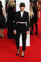 Davina McCall, House of Fraser British Academy Television Awards, Theatre Royal Drury Lane, London UK, 10 May 2015, Photo by Richard Goldschmidt
