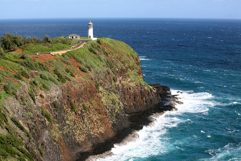 Lighthouse on a Cliff