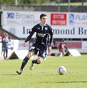 Dundee's Alex Harris - St Johnstone v Dundee, SPFL Premiership at McDiarmid Park<br /> <br />  - &copy; David Young - www.davidyoungphoto.co.uk - email: davidyoungphoto@gmail.com