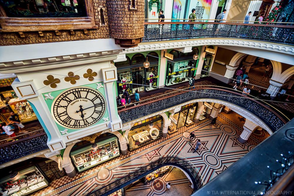 The Royal Clock, Queen Victoria Building
