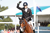 The Burghley International Horse Trials 2015
