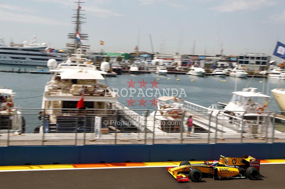 Motorsports / Formula 1: World Championship 2010, GP of Europe, 12 Vitaly Petrov (RUS, Renault F1 Team),