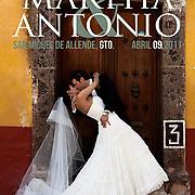 Boda Martha + Antonio