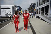 July 21-24, 2016 - Hungarian GP, Maurizio Arrivabene, team principal of Scuderia Ferrari