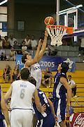 Giochi del Mediterraneo Almeria 2005<br /> azioni di gioco<br /> nella foto: alessandro cittadini