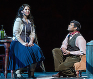 La Boheme, Royal Albert Hall 2014