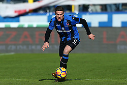 January 21, 2018 - Bergamo, Italy - Robin Gosens of Atalanta  during the Italian Serie A football match Atalanta Vs Napoli on January 21, 2018 at the 'Atleti Azzurri d'Italia Stadium' in Bergamo. (Credit Image: © Matteo Ciambelli/NurPhoto via ZUMA Press)