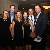 Felicia and Steve Malter, Marissa and Jordan Tenenbaum, Amy Bender-Levy, Rich Levy