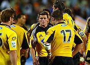 04/03/2006 Super 14 Cheetahs vs Hurricanes at Vodacom Park Bloemfontein - Cheetahs defeated the Hurricanes 27-25 - Dejection