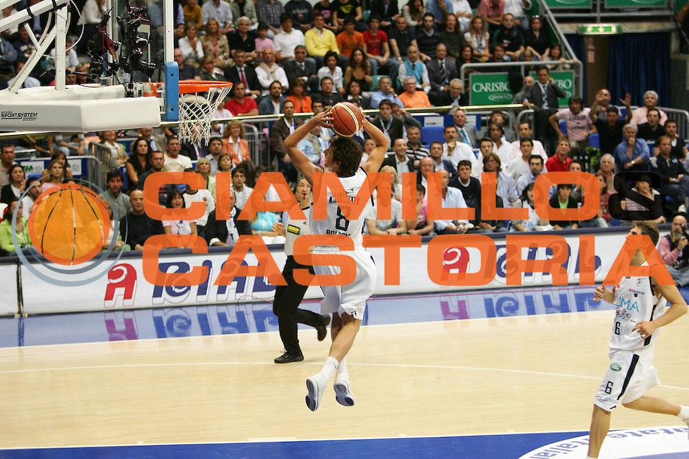 DESCRIZIONE : Pictures of the Week Lega A1 2005-06 Play Off Semifinale Gara 3 <br /> GIOCATORE : Belinelli <br /> SQUADRA : Climamio Fortitudo Bologna <br /> EVENTO : Campionato Lega A1 2005-2006 Play Off Semifinale Gara 3 <br /> GARA : Climamio Fortitudo Bologna Carpisa Napoli <br /> DATA : 07/06/2006 <br /> CATEGORIA : Schiacciata <br /> SPORT : Pallacanestro <br /> AUTORE : Agenzia Ciamillo-Castoria/S.Silvestri <br /> Galleria : Pictures of the Week 2005-2006 <br /> Fotonotizia : Pictures of the Week Campionato Italiano Lega A1 2005-2006 Play Off Semifinale Gara 3 <br /> Predefinita :