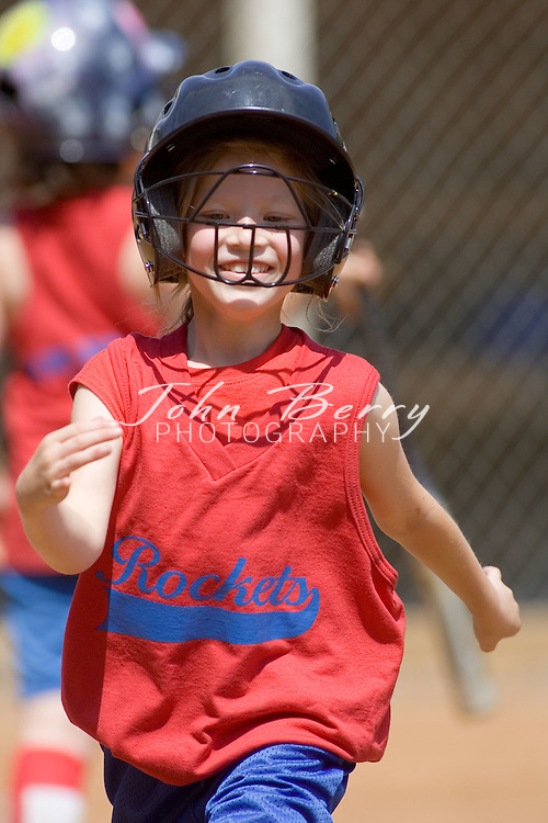 MPR 8 & Under Softball.Taylor vs Mitchell.May 6, 2006