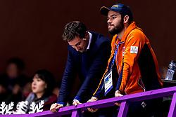 22-02-2018 KOR: Olympic Games day 13, PyeongChang<br /> Short Track Speedskating / Sjinkie Knegt of the Netherlands