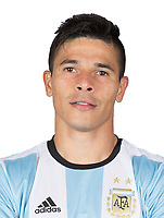 Conmebol - World Cup Fifa Russia 2018 Qualifier / <br /> Argentina National Team - Preview Set - <br /> Facundo Roncaglia